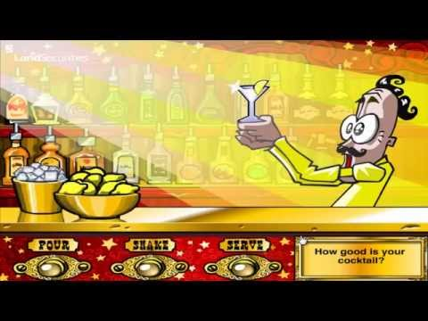 Y8 Bartender - The Right Mix (How to Win?)(How to get the RIght Drink?)