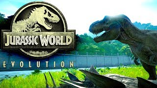Jurassic World Evolution #05 | Betäuben und verlegen | Gameplay German Deutsch thumbnail