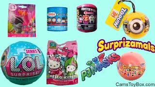 Surprises LOL Doll Monster High Fashem Thomas Mashem Trolls Blind Bag Minions Mineez Hello Kitty Toy