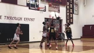 Team L.A.B. vs DC Varsity Team -Marvin Guthrie Coach Dayal