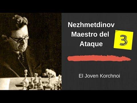 Nezhmetdinov: Maestro del Ataque (III) - El Joven Korchnoi