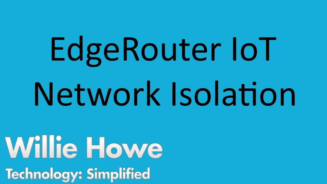 Edgerouter Forward Icmp