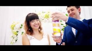 Sergey & Olga | Wedding day in wedding palace Dnepr