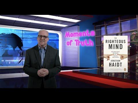 Moments of Truth - Episode 12 - Jonathan Haidt & Leland Thompson