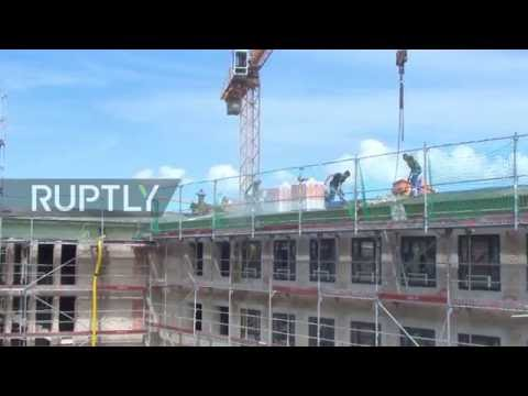 Germany: Hitler's grandiose Nazi hotel complex rebuilt to welcome tourists in Baltic