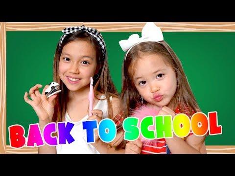 BACK TO SCHOOL/Няшная или страшная канцелярия/SWITCH UP CHALLENGE