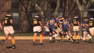 Rowan Playoff Rugby vs. Drexel University Highlight - 11/10/12