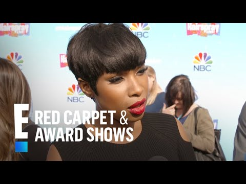 Jennifer Hudson Talks Powerful Duet With Ariana Grande | E! Live from the Red Carpet