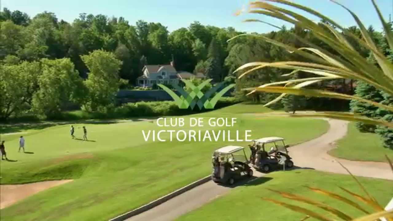 Club de golf Victoriaville - YouTube