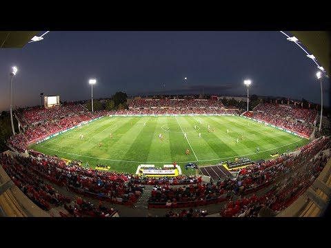 Adelaide United: The Stadium
