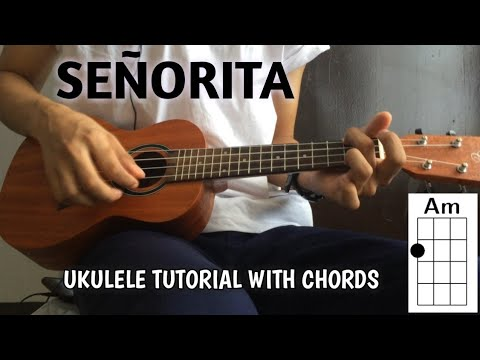 Chords for Señorita by Shawn Mendes and Camila Cabello