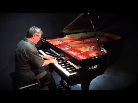 Chopin Etude Op10 No12 Revolutionary P Barton FEURICH piano