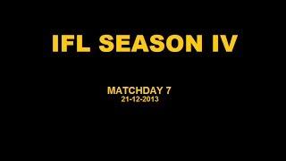 IFL Season IV - Matchday 7