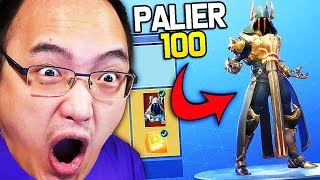 😍 SAISON 7 😍 - I BOUGHT ALL THE PALIERS OF COMBAT PAS ON FORTNITE BATTLE ROYALE!