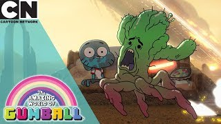 The Amazing World of Gumball | How To Relax | Cartoon Network UK