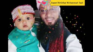 Mohammad Saad Birth day