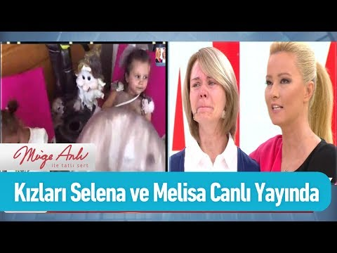 Kızları Selena ve Melisa canlı yayında - Müge Anlı ile Tatlı Sert 9 Eylül 2019