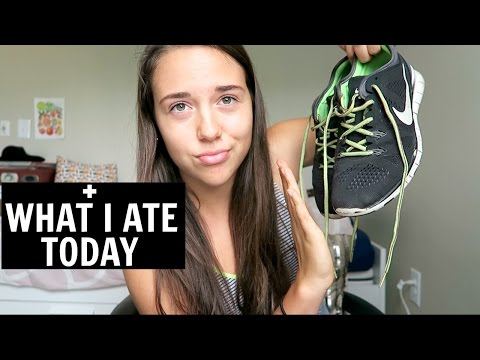 THROWING AWAY MY NIKES?! + What I Ate Today (Vegan Student)