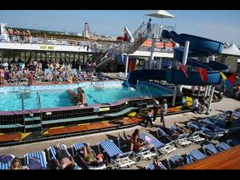 Carnival Sensation Cruise Ship Deck Party YouTube - Sensation cruise ship pictures