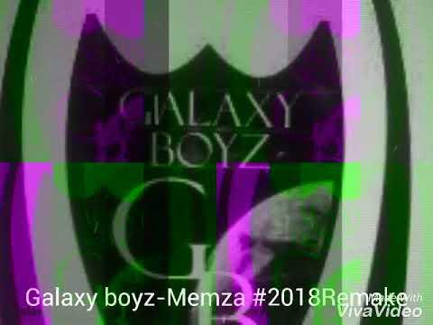 GALAXY BOYS - MEMEZA REMIX