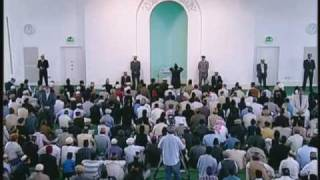 Friday Sermon : 16th July 2010 - Part 1 (Urdu)