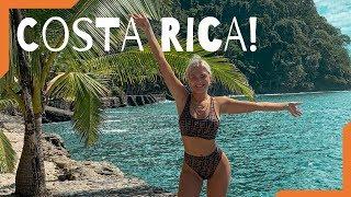 COSTA RICA VLOGG - VACKRASTE JAG SETT!