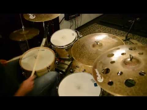 Latin Drum Glyn Johns Recording Tama Silverstar Bosphorus Cymbals PDP Maple Snare
