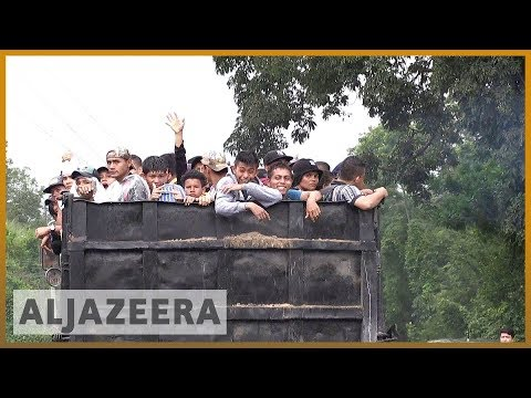 🇭🇳🇺🇸Honduras migrants are undeterred by Trump's military threat l Al Jazeera English