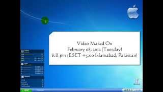 How To Active Window XP, 7 And Vista (Urdu/Hindi) (HD 720p)