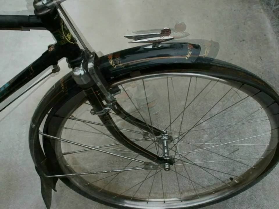 Trash to Treasure (Vintage Bicycle Restoration) - YouTube