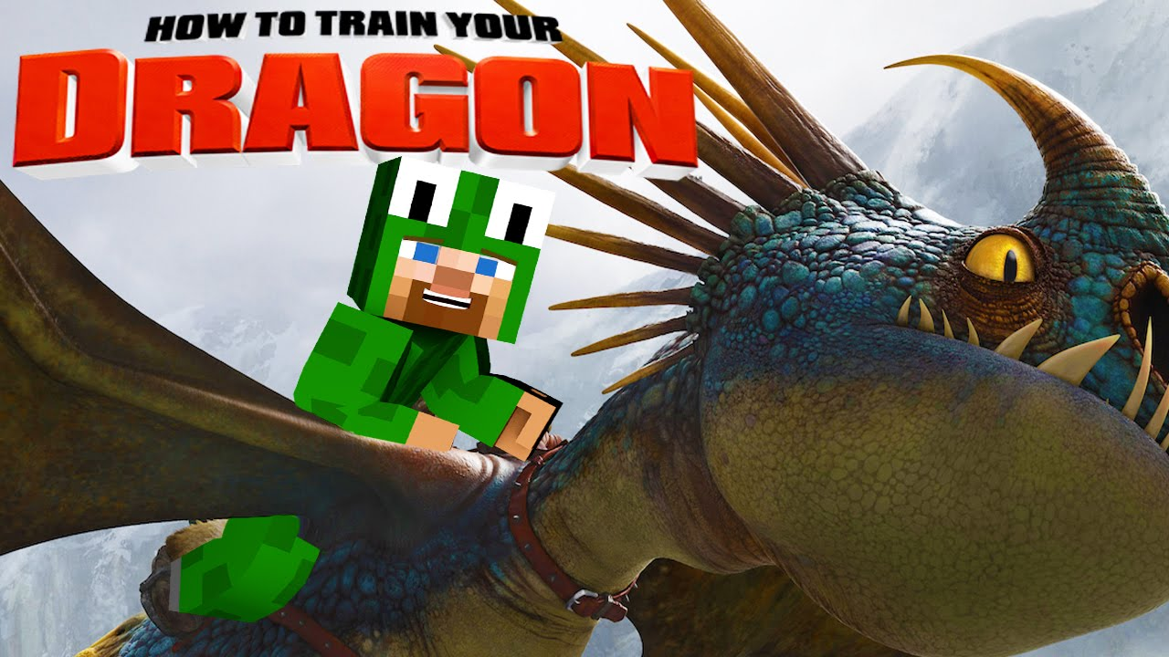 Minecraft how to train your dragon 2 7 blaze and bolt youtube ccuart Gallery