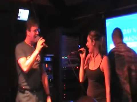 Karaoke: Paradise by the dashboard lights