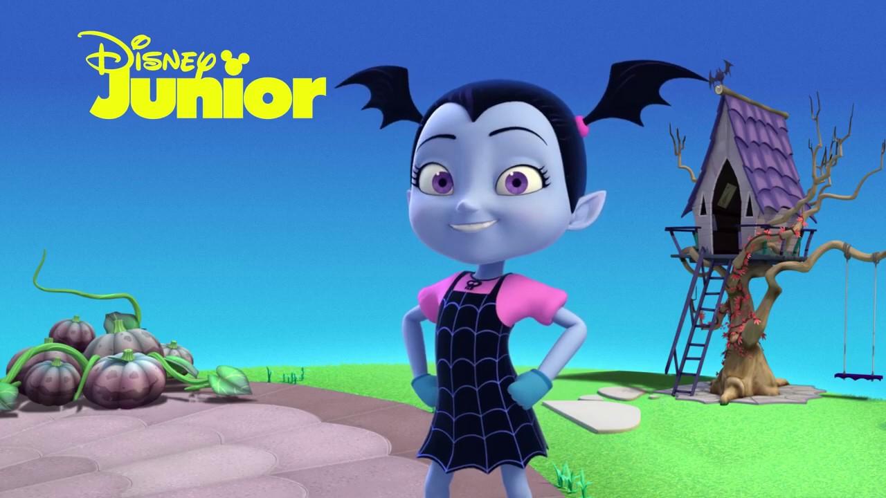 Vampirina | Vampirina Vocals 🎤  | Disney Junior Arabia