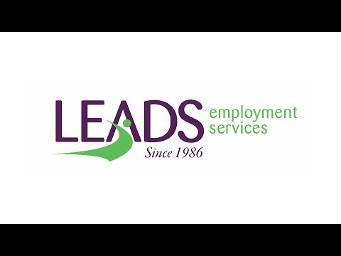 "Leads Employment Services: ""Options"" Announcement"