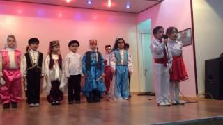 Çanakkale Zaferi Oratoryo 1.Bölüm 1/B Sınıfı -Mehmet Emin Yurdakul İlkokulu/KEÇİÖREN