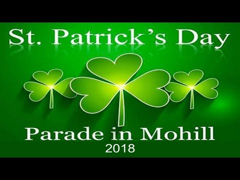 St Patricks Day Parade in Mohill 2018