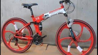 #8.Велосипед BMW x6 Power (VELOBLOG)(, 2014-07-21T13:33:16.000Z)