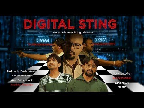 Digital Sting - A Telugu Short Film...