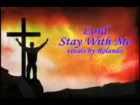 "Stay With Me (Theme From ""The Cardinal"") - (Frank Sinatra Cover)"