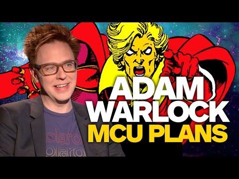 James Gunn Talks Adam Warlock MCU Plans