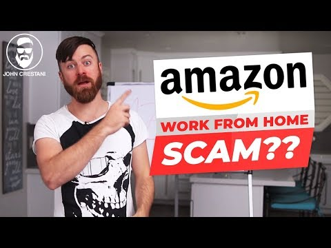 Is Amazon Work From Home Legit?