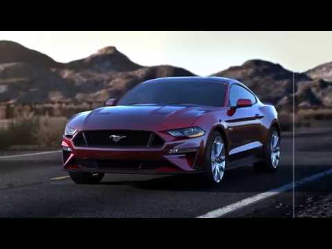 2018 Ford Mustang Commercial