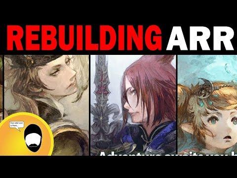 FFXIV Rebuilding ARR & Where Is FFXI Mobile? | Community Feedback #68