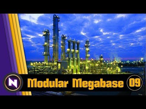 Factorio 016 Modular Megabase - E09 EASTERN FRONT
