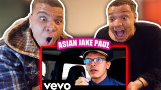 REACTING TO IDUBBBZ DISS TRACK ON RICEGUM (ASIAN JAKE PAUL)