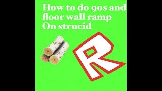 HOW TO DO 90'S ON STRUCID - ROBLOX TUTORIAL