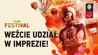 Festiwal czołgów: weźcie udział w imprezie! [World of Tanks Polska]