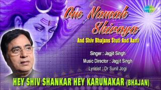 Hey Shiv Shankar Hey Karunakar (Bhajan) | Hindi Devotional Song | Jagjit Singh
