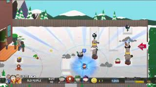 Quick Look: South Park Let's Go Tower Defense Play! (Video Game Video Review)