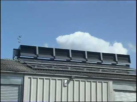 The Ridgeblade Wind Turbine Youtube